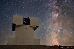 Aristarchos Dome Milky Way