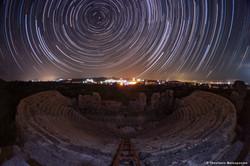 Nikopoli Odeon Startrails_Matsopoulos
