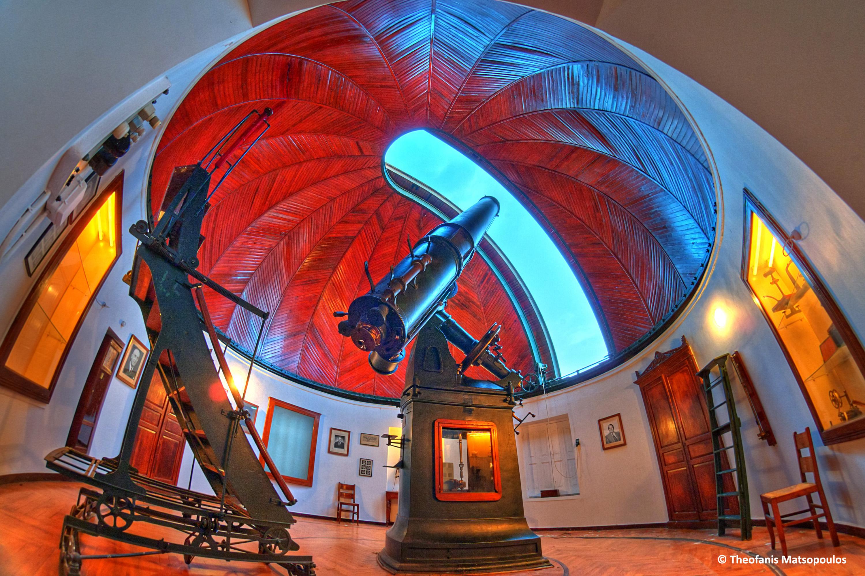 Dorides Refracting Telescope