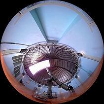 Newall telescope at  Penteli observstory