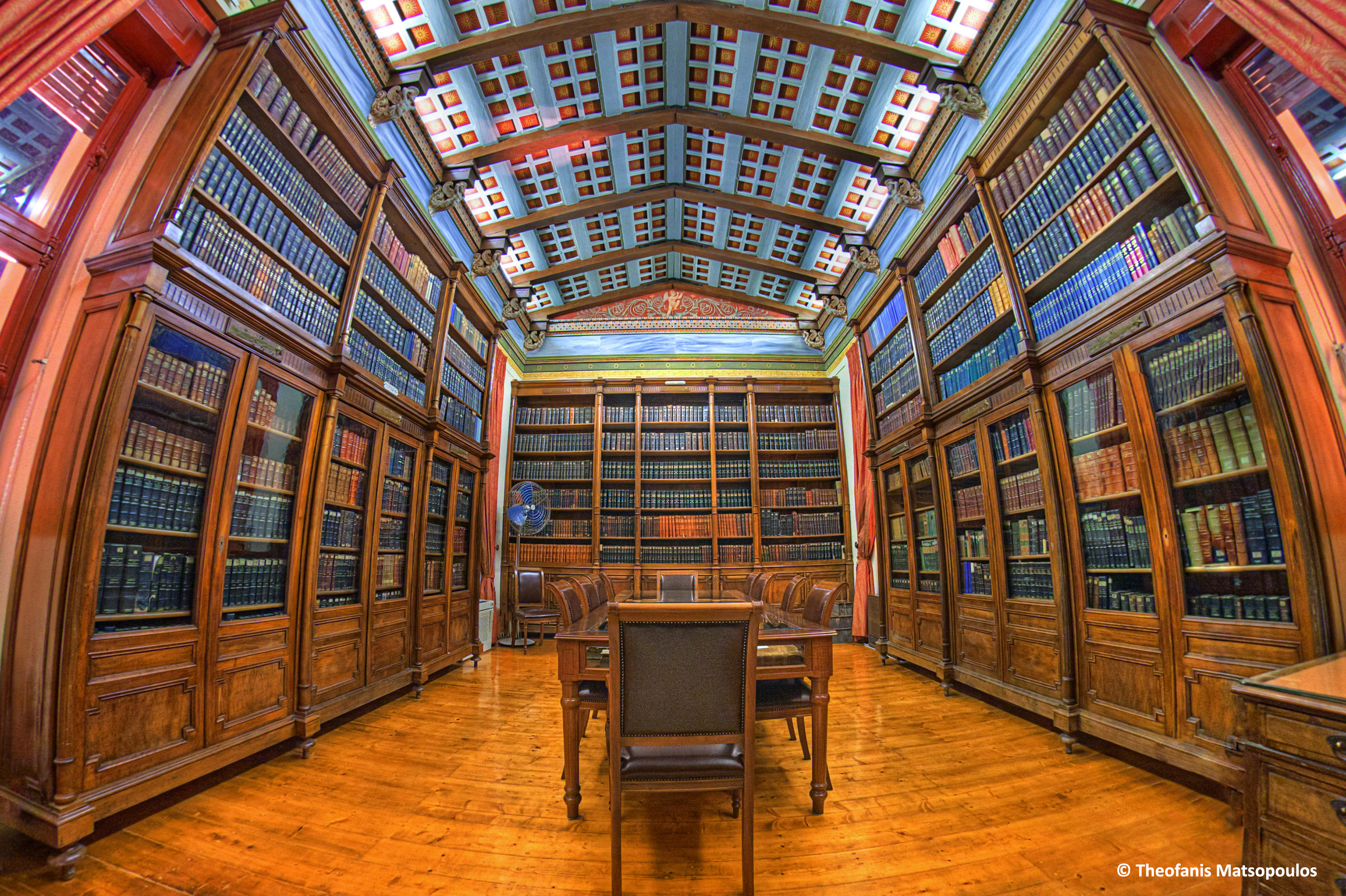 Observatory Library