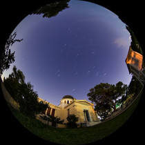 Athens Observatory fulldome