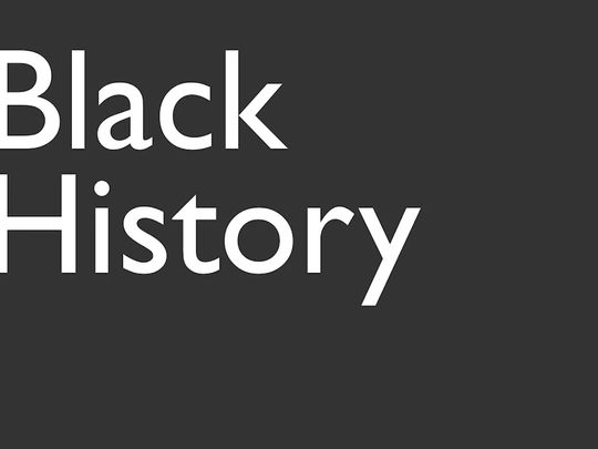 The Meaning of Black History
