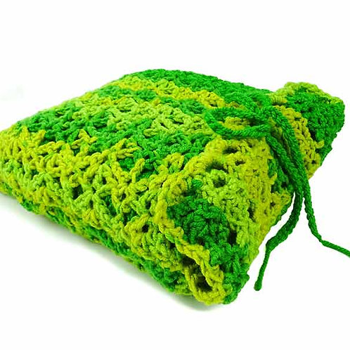 Limeade travel blanket set