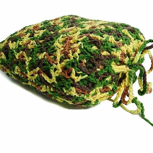 Mustard Greens traveling blanket set
