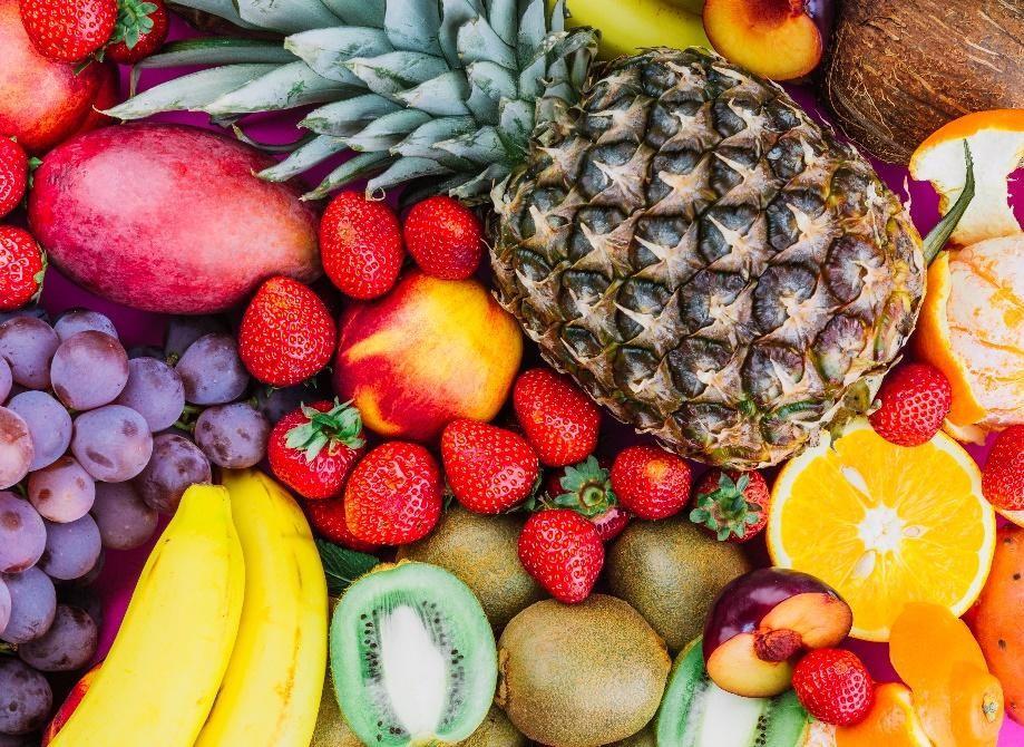 Beneficios de consumir suficientes frutas