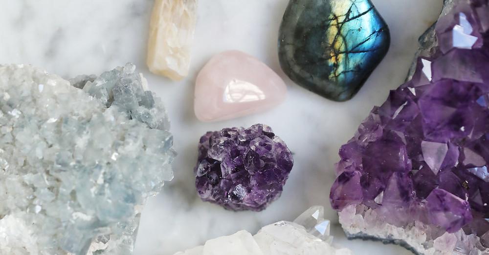 Cuarzos y cristales