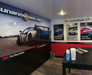 Sun & Shade 3M Pro Shop