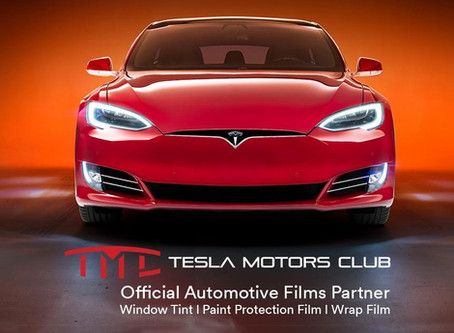 3M Partners with Tesla!