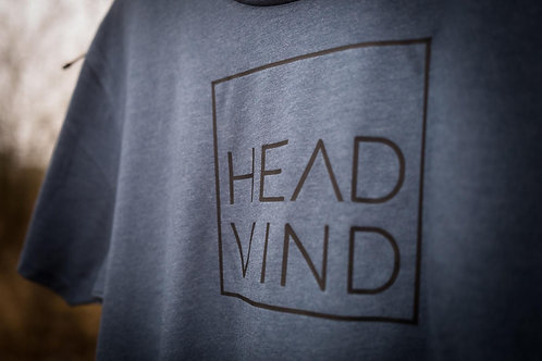 Shirt HEADVIND blue unisex