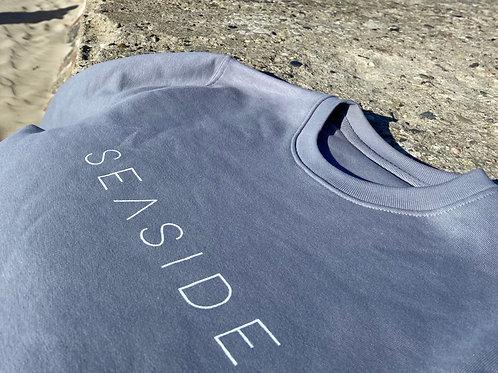 Sweater SEASIDE lava grey