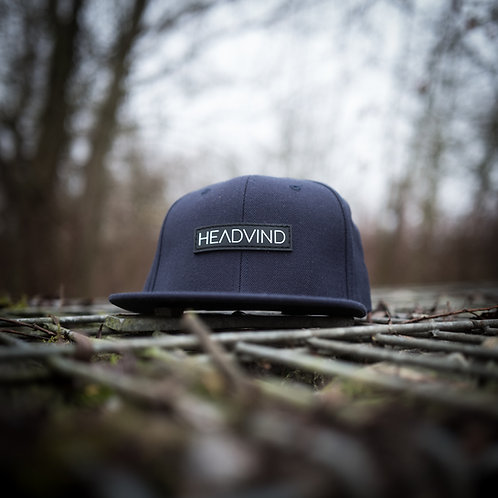 Cap HEADVIND navy