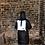 Thumbnail: Rolltop Rucksack - reflective black