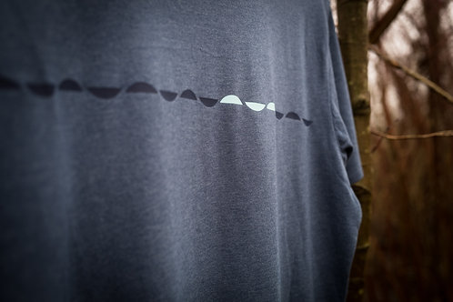 Shirt DELLIES blue unisex
