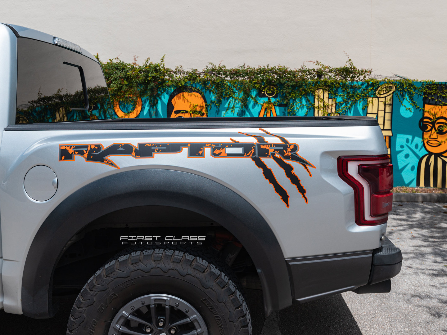 ford raptor custom stripes detail.jpg