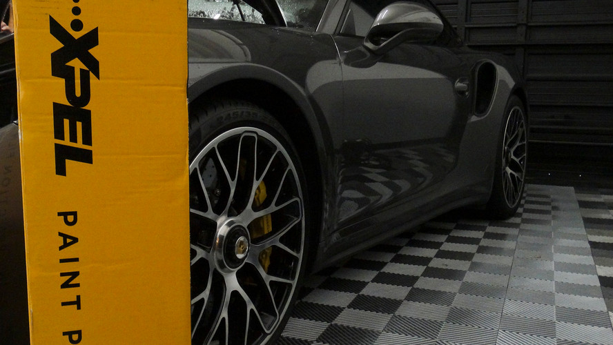 xpel paint protection film miami