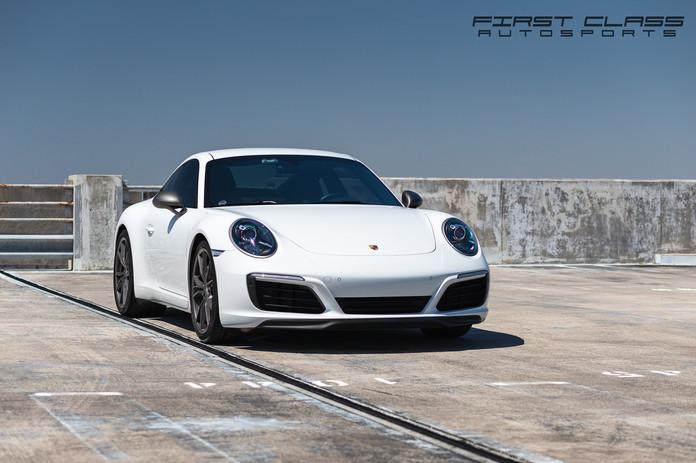 Porsche carrera ceramic pro Miami
