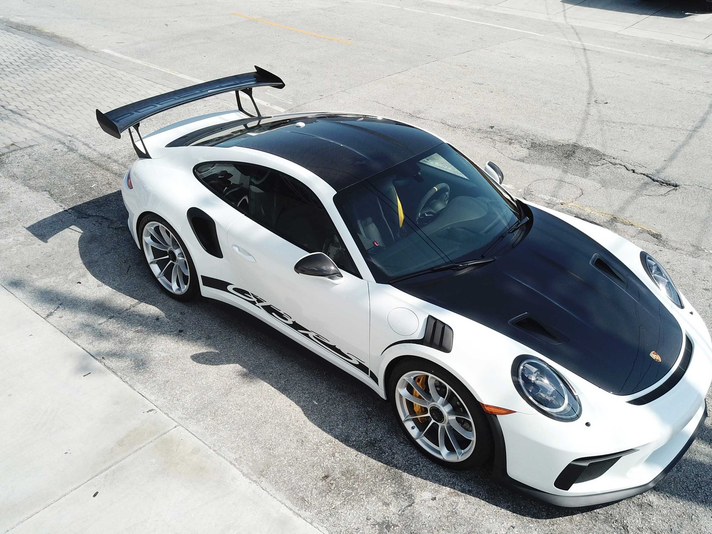 Porsche GT3RS - Full Paint Protection Film Miami
