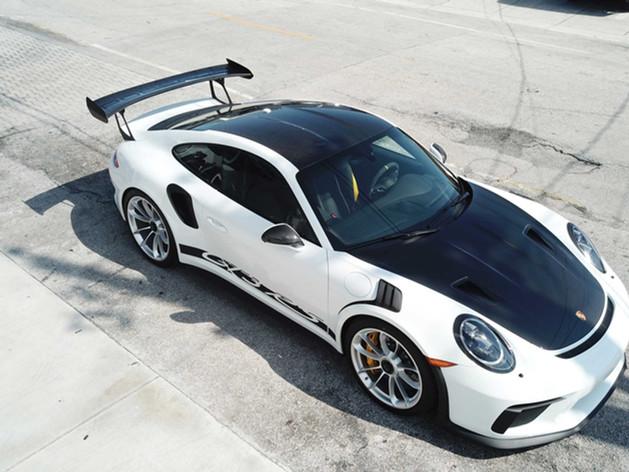 Porsche GT3RS - Full Paint Protection Film Miami