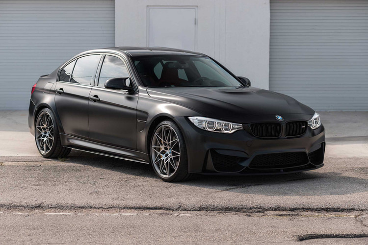 M3 STEALTH Paint Protection Film Miami