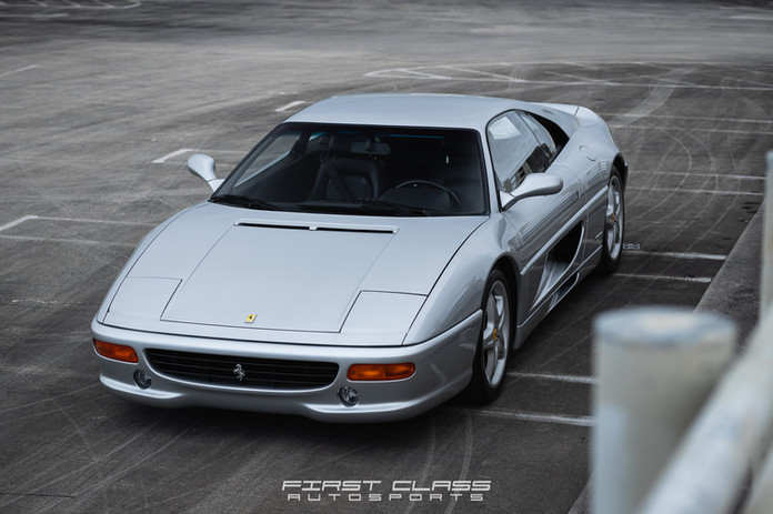 Ferrari ceramic pro Miami