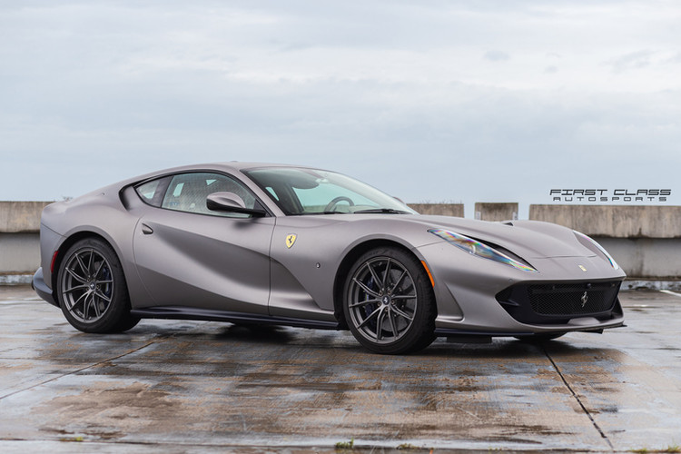 Ferrari F12 Superfast - Paint Protection Stealth Miami