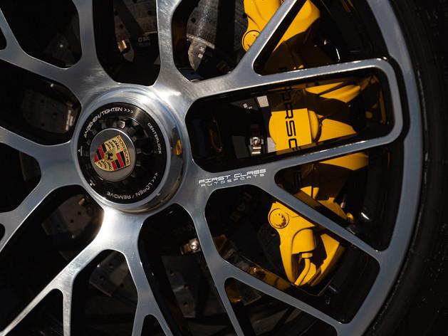 Porsche Turbo S PPF_ceramic pro wheel ac