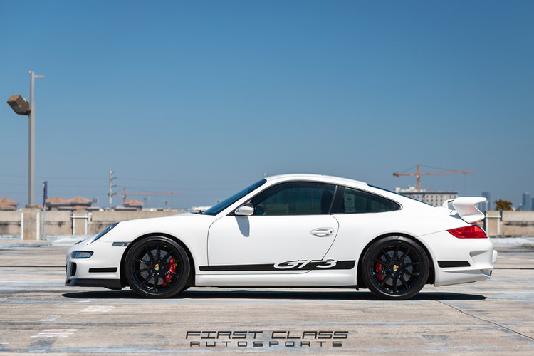 Porsche GT3 ceramic pro Miami