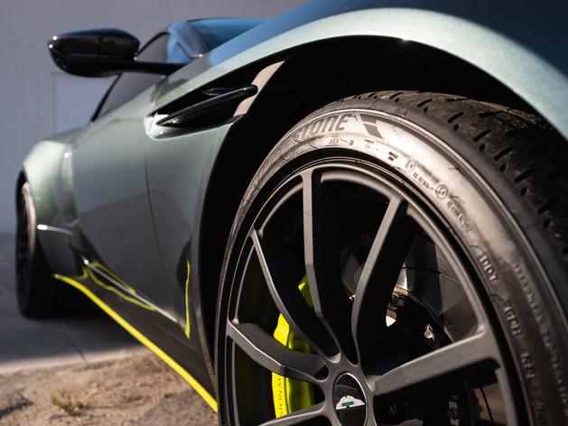 Aston Martin - Full Paint Protection Film Miami