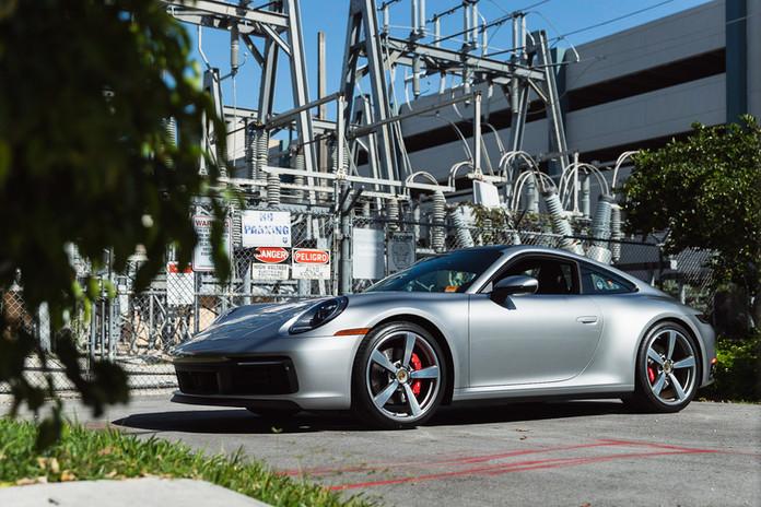 Porsche ceramic pro Miami