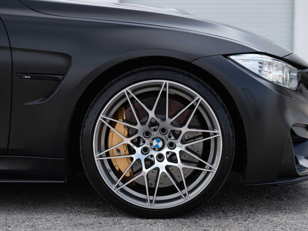 BMW M3 Stealth Paint Protection Film Miami