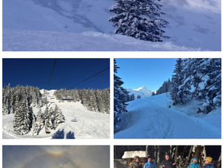 Silvester 2014-2015 in der Dielihütte