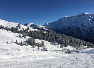 Herrliche Skitage in Elm
