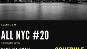 AllNYC EM #20, coming next week!