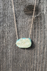 Fuchsite Necklace