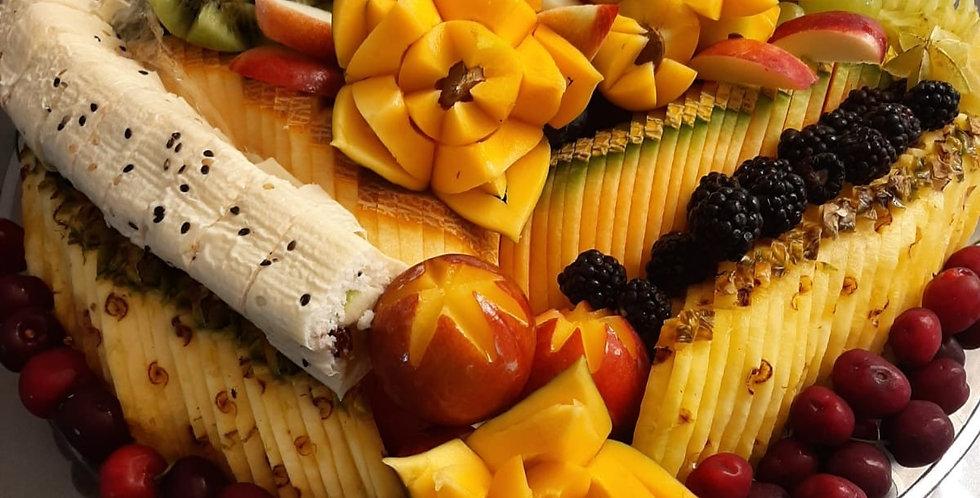 מגש פירות מעוצבים קלאסי