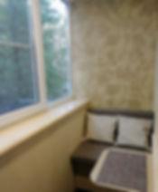 Балкон под ключ с выносом
