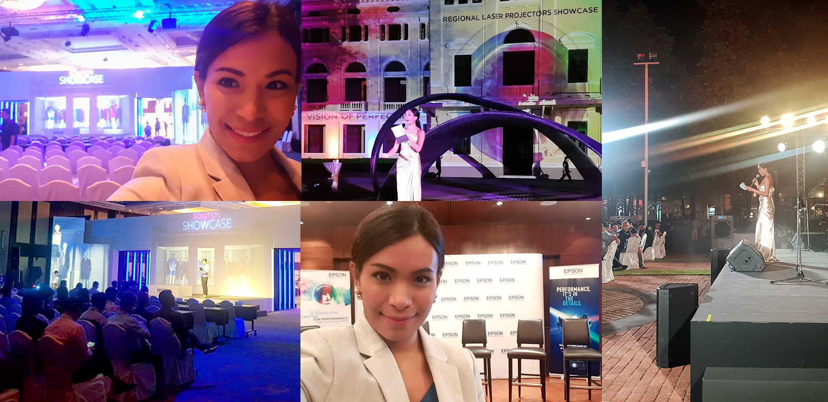 EPSON Press Con, Launch and Gala