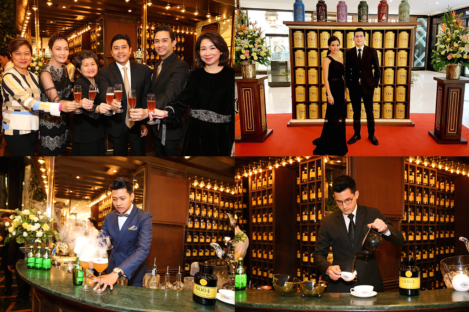 TWG Tea 5th Anniversary Celebration