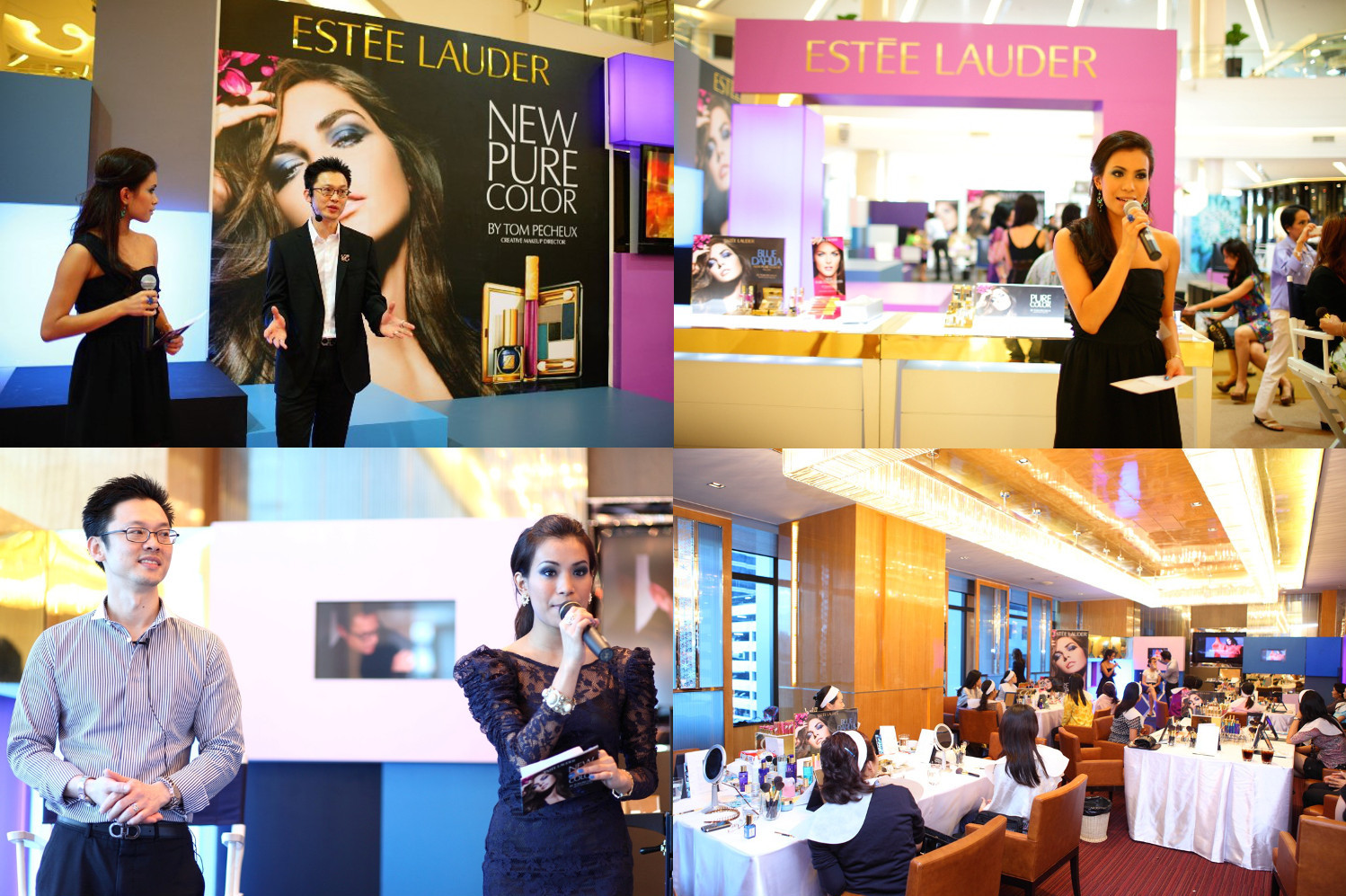 ESTEE LAUDER MC & Facilitator