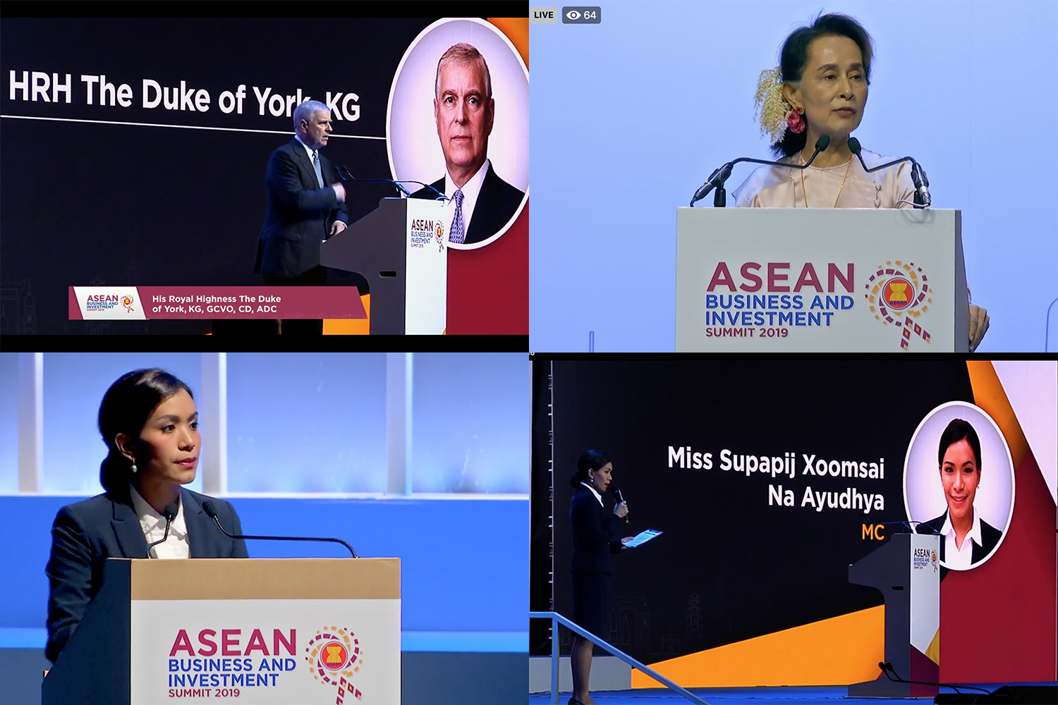 ASEAN ABIS SUMMIT 2019