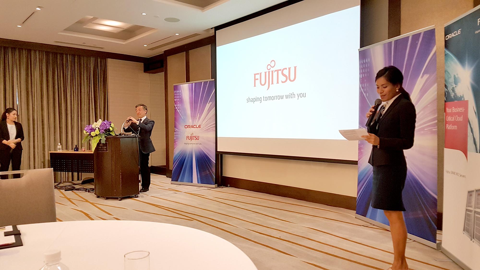 ORACLE • FUJITSU Seminar BKK 2017