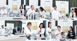 Michelin Star Chefs Dining Workshop