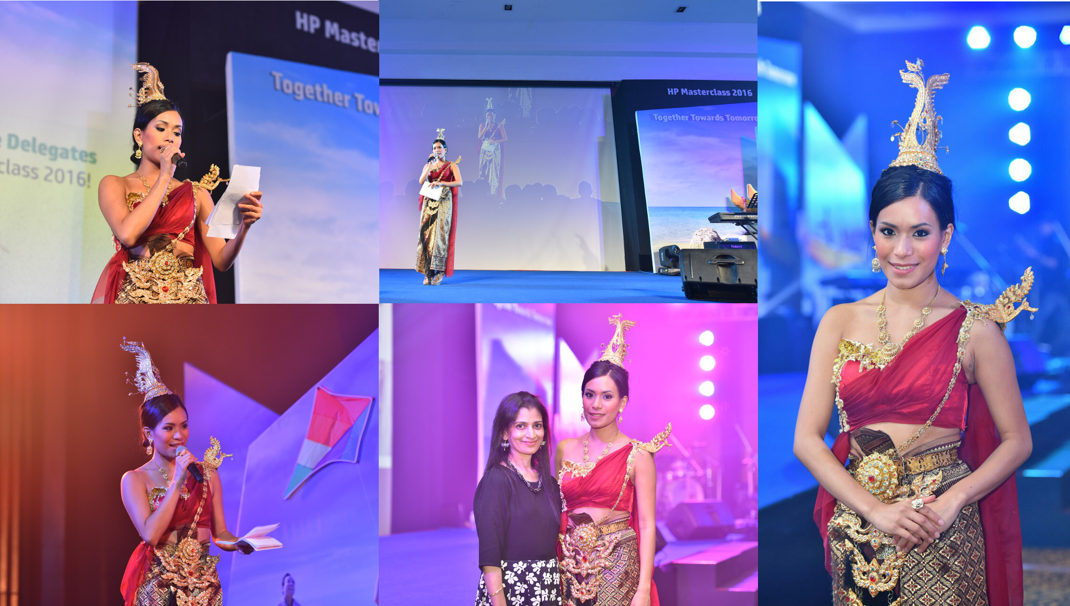 Hewlett-Packard Gala Dinner 2015