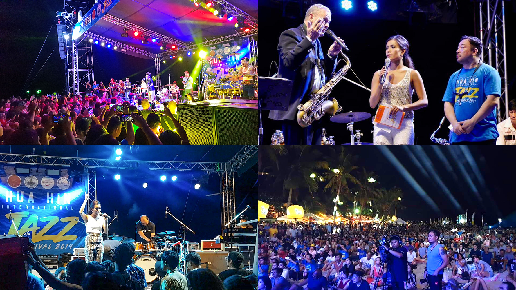 International Jazz Festival Huahin