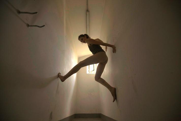 Foto di Alessandra Ferrua - Museo del Carcere le Nuove - progetto Rosso Indelebile