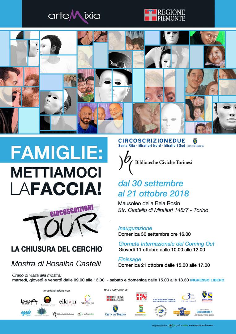 Programma ultima tappa Circoscrizioni Tour