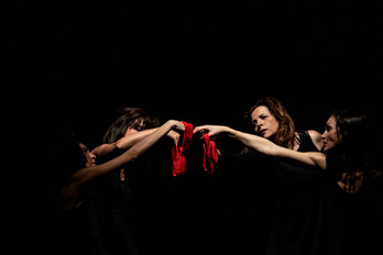 Muta la Pelle - performance per Rosso Indelebile - Teatro Matteotti Moncalieri - 01/2020