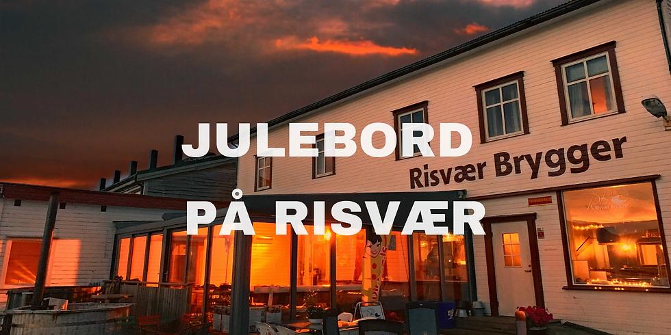 JULEBORD RISVÆR BRYGGER LOFOTEN 2