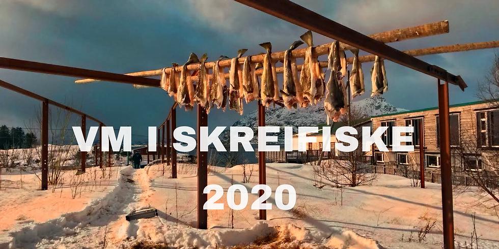 VM I SKREIFISKE 2020